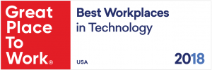 Best Workplaces in Technology 2018