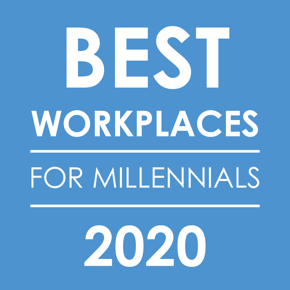 Best Places to Work for Millennials 2020