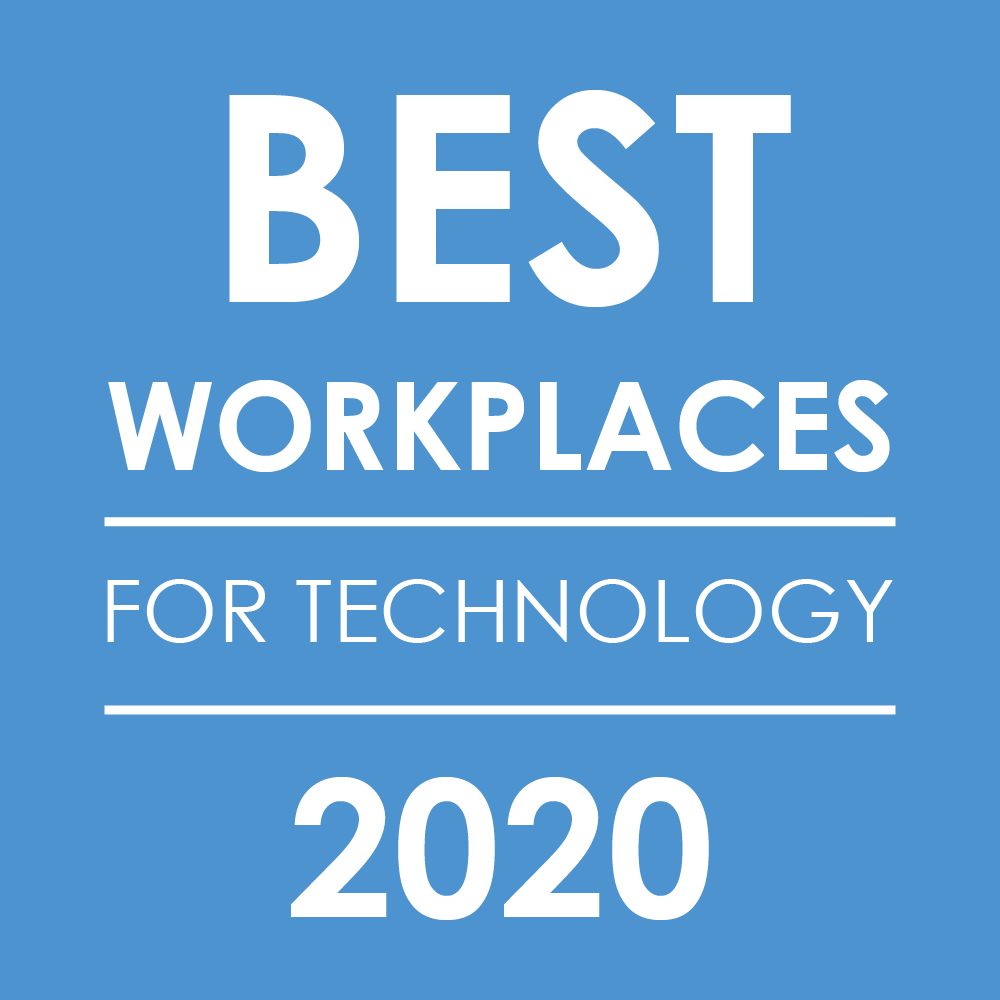 Best Places to Work for Technology 2020