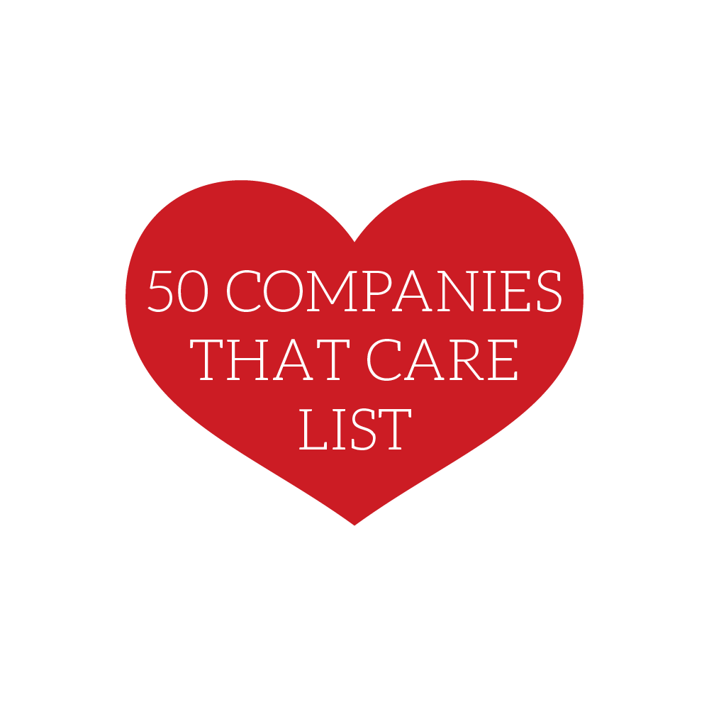 PEOPLE Magazine's 50 Companies That Care 2020