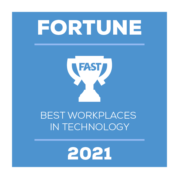 Best Places to Work for Technology 2021