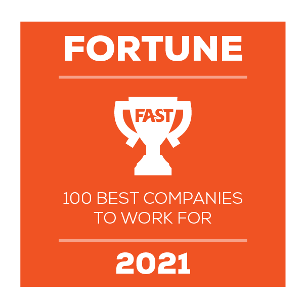 Fortune's 100 Best Companies to Work For (Large Companies)